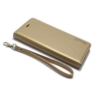 Futrola BI FOLD HANMAN za Huawei Honor 9 zlatna