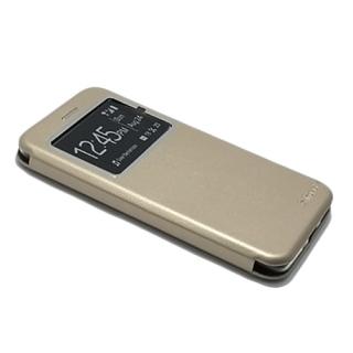 Futrola BI FOLD Ihave sa prozorom za Nokia 5 zlatna