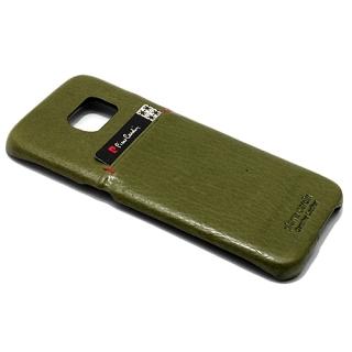 Futrola PIERRE CARDIN PCS-P02 za Samsung G935 Galaxy S7 Edge svetlo zelena
