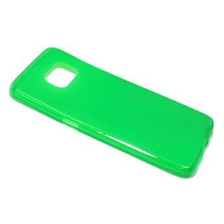 Futrola silikon DURABLE za Samsung G935 Galaxy S7 Edge zelena