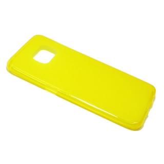 Futrola silikon DURABLE za Samsung G935 Galaxy S7 Edge zuta
