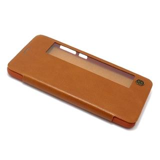 Futrola NILLKIN QIN za Huawei Mate 10 Pro braon