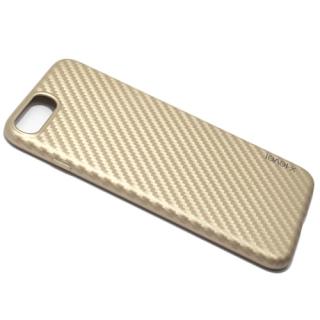 Futrola X-LEVEL Color Fiber za Iphone 7 Plus/ Iphone 8 Plus zlatna