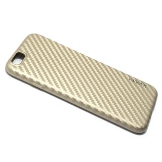 Futrola X-LEVEL Color Fiber za Iphone 6G/ Iphone 6S zlatna