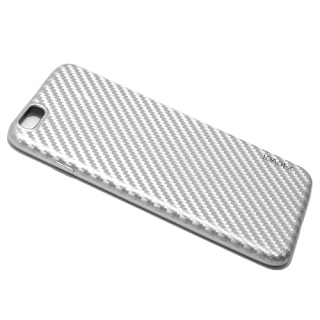 Futrola X-LEVEL Color Fiber za Iphone 6 Plus srebrna