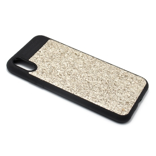 Futrola Sparkling za Iphone X zlatna