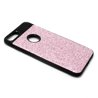 Futrola Sparkling za Iphone 8 Plus roze