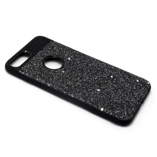 Futrola Sparkling za Iphone 8 Plus crna