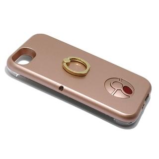 Futrola PVC SELFIE za Iphone 7/ Iphone 8 roze
