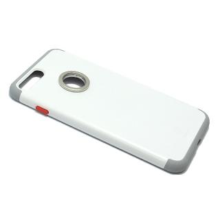 Futrola BASEUS Magnetic Ring za Iphone 7 Plus bela