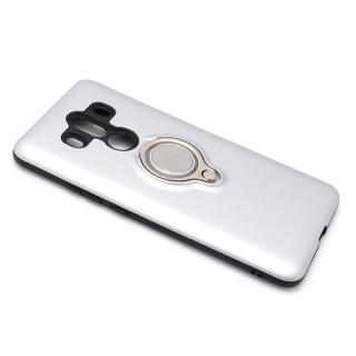 Futrola MAGNETIC RING za Huawei Mate 10 Pro srebrna