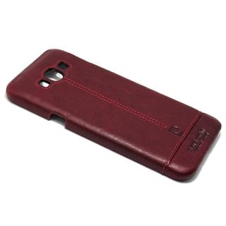 Futrola PIERRE CARDIN PCL-P03 za Samsung A800 Galaxy A8 bordo