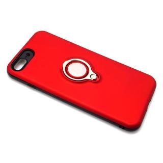 Futrola MAGNETIC RING za Iphone 7 Plus/ Iphone 8 Plus crvena