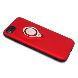 Futrola MAGNETIC RING za Iphone 7/ Iphone 8 crvena