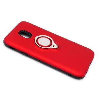 Futrola MAGNETIC RING za Samsung J330F Galaxy J3 2017 (EU) crvena