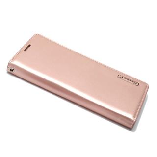 Futrola BI FOLD HANMAN za Samsung A530F Galaxy A8 2018 svetlo roze