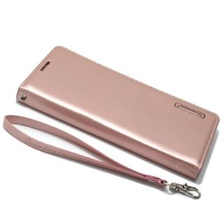 Futrola BI FOLD HANMAN za Huawei Mate 10 Pro svetlo roze