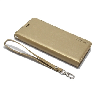 Futrola BI FOLD HANMAN za Huawei Mate 10 Pro zlatna