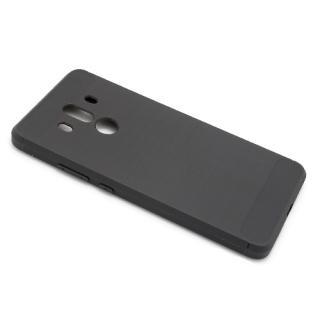 Futrola silikon BRUSHED za Huawei Mate 10 Pro siva