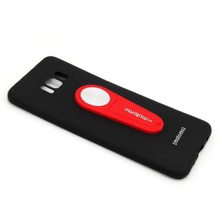 Futrola Motomo holder za Samsung G955F Galaxy S8 Plus crno-crvena