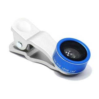 Univerzalno socivo/objektiv za mobilni telefon HE061 plavo