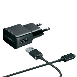 SAMSUNG Kućni punjač BRZI Micro USB 2000 mAh crni