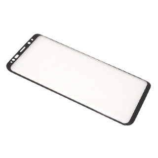 Folija za zastitu ekrana GLASS MONSTERSKIN 3D za Samsung G965F Galaxy S9 Plus crna