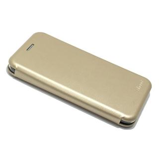 Futrola BI FOLD Ihave za Samsung G960F Galaxy S9 zlatna