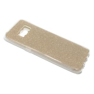 Futrola silikon GLITTER za Samsung G950F Galaxy S8 zlatna