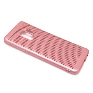 Futrola silikon BREATH za Samsung G960F Galaxy S9 roze