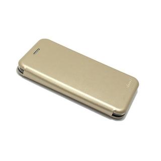 Futrola BI FOLD Ihave za Samsung A730F Galaxy A8 Plus 2018 zlatna