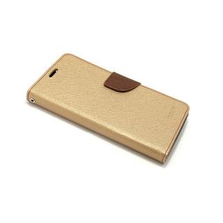Futrola BI FOLD MERCURY za Samsung A530F Galaxy A8 2018 zlatna