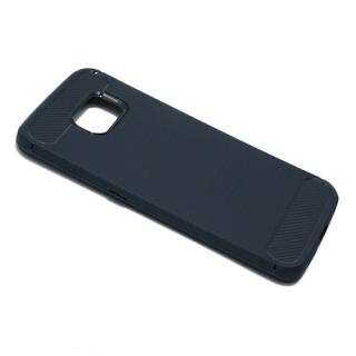 Futrola silikon BRUSHED za Samsung G925 Galaxy S6 Edge teget