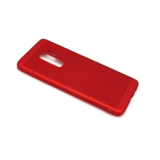 Futrola silikon BREATH za Samsung G965F Galaxy S9 Plus crvena