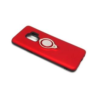 Futrola MAGNETIC RING za Samsung G960F Galaxy S9 crvena