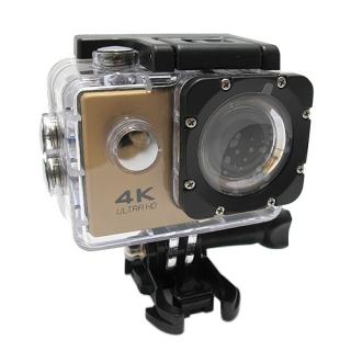 ACTION kamera Comicell 4K Ultra HD Wi-Fi 130 zlatna