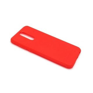 Futrola silikon BRUSHED za Huawei Mate 10 Lite crvena
