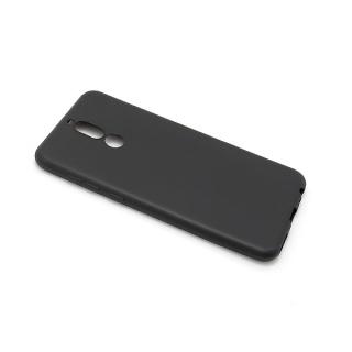 Futrola ULTRA TANKI KOLOR za Huawei Mate 10 Lite crna