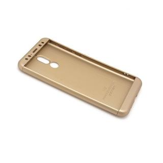 Futrola PVC 360 PROTECT za Huawei Mate 10 Lite zlatna