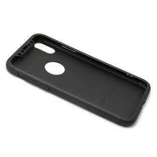 Futrola PVC 360 PROTECT za Iphone X crna