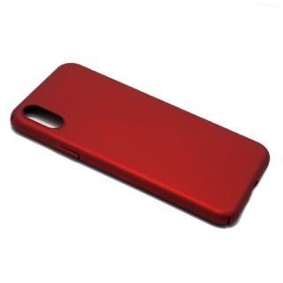 Futrola PVC Gentle za Iphone X crvena