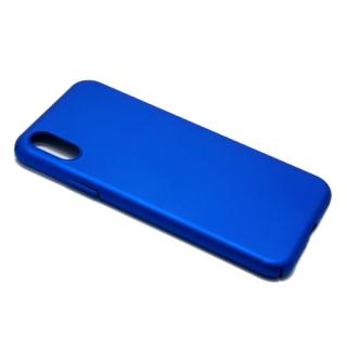 Futrola PVC Gentle za Iphone X plava
