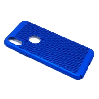 Futrola PVC BREATH za Iphone X plava
