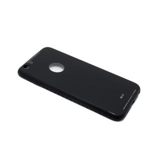 Futrola GLASS za Iphone 6 Plus crna