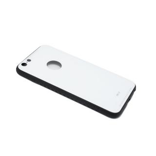 Futrola GLASS za Iphone 6 Plus bela