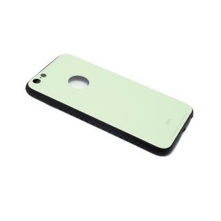 Futrola GLASS za Iphone 6 Plus svetlo zelena