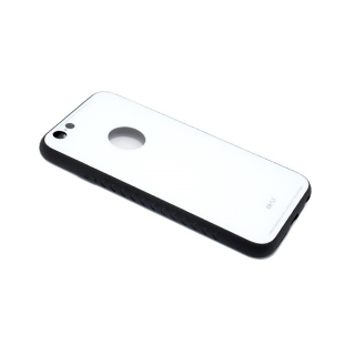 Futrola GLASS za Iphone 6G/6S bela