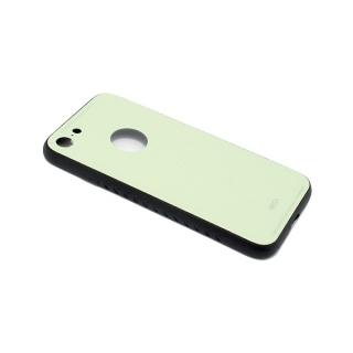 Futrola GLASS za Iphone 7 svetlo zelena