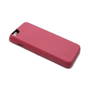 Futrola OGLEDALO za Iphone 6 Plus pink