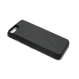 Futrola OGLEDALO za Iphone 7 Plus/8 Plus crna